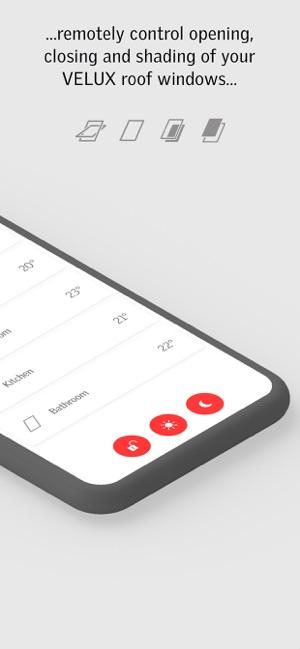 Surprising Velux Active With Netatmo On The App Store Wiring Database Gramgelartorg