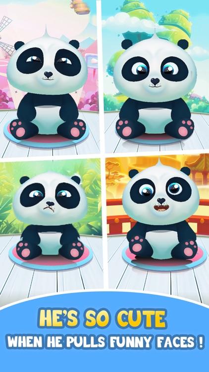 Pu - Care panda bears screenshot-4