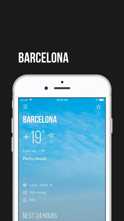 MeMeteo: your Weather forecast screenshot-7