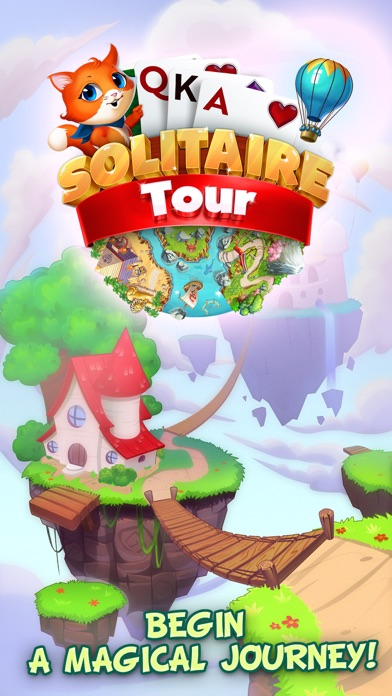 Solitaire Tour screenshot 5