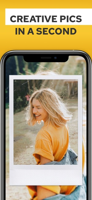 Instaz Intelligently Enhances Photos With a Single Swipe Image