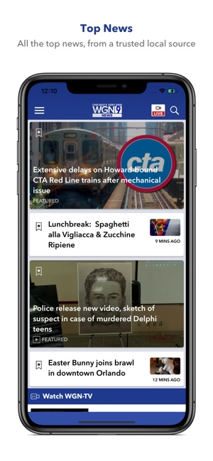 WGN News - Chicago on the App Store