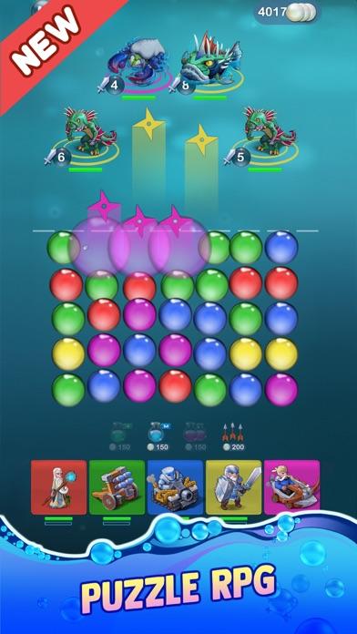 Screenshot of Bubble Explode2