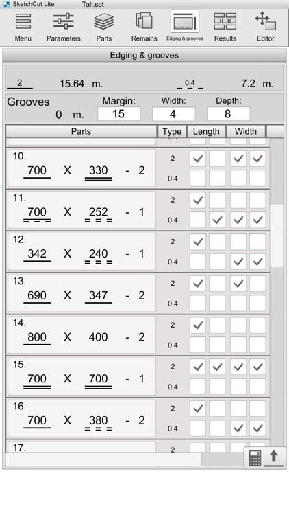 SketchCut Lite screenshot-5