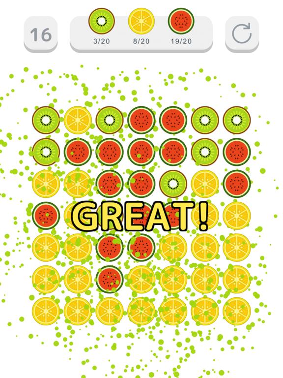 Fruits dot screenshot 6