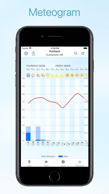 Foreca Weather screenshot-3
