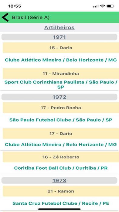 点击获取Ranking do Futebol