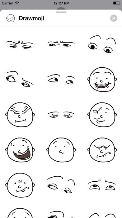 Drawmoji's screenshot 1