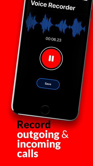 Call Recorder & Voice Memo Screenshot