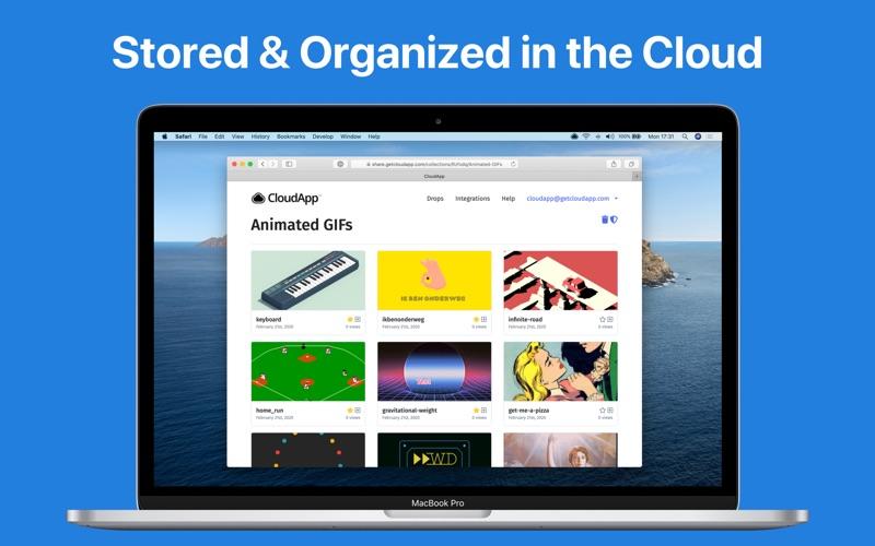 Cloud Screenshot