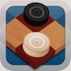 チェッカー古典的なボードゲーム - iPhoneアプリ