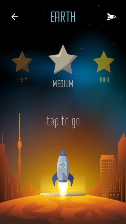 Space Math Multiplication game screenshot-3