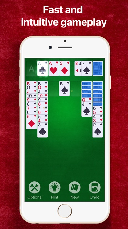 Super Solitaire – Card Game screenshot-3