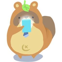 Mr.Pooh (Office) Sticker Pack