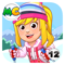 App Icon for My City : Ski Resort App in Turkey App Store