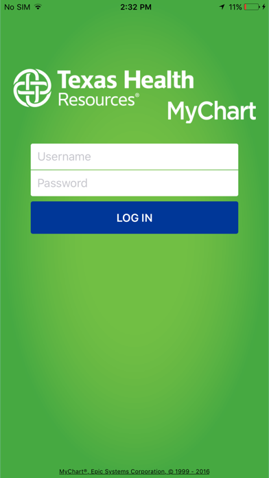 messages.download Texas Health MyChart software