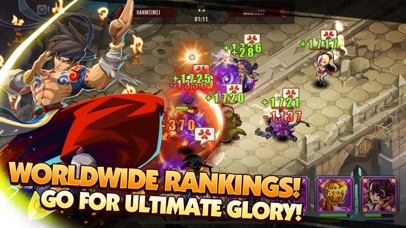 Magic Rush: Heroes by ELEX Wireless (iOS, United States) - SearchMan