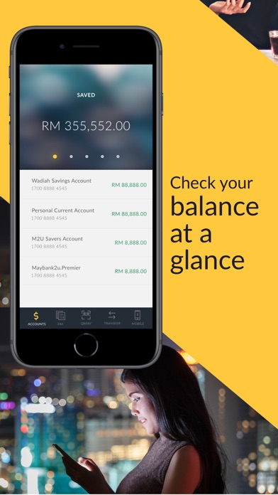 Maybank MY - App - Appinate