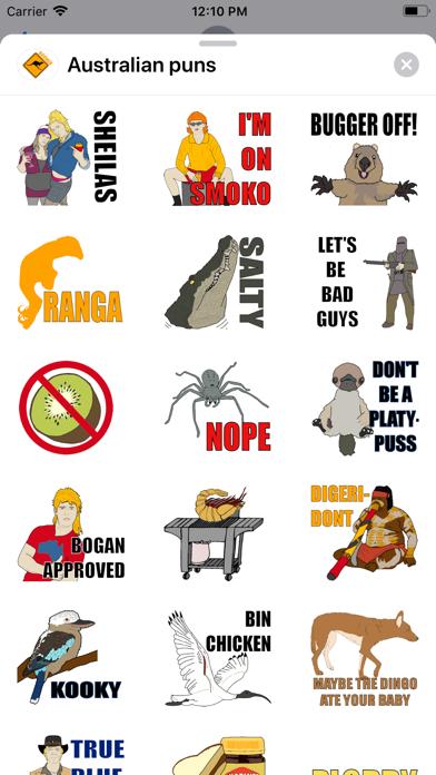 Australian puns screenshot 1