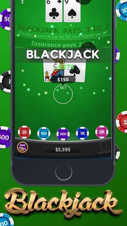 Blackjack 21! screenshot-0
