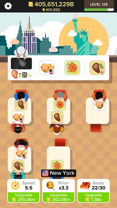 Idle Restaurant screenshot 1