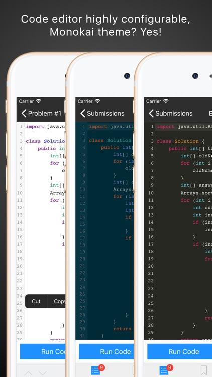 Leetcode Client Pro screenshot-6