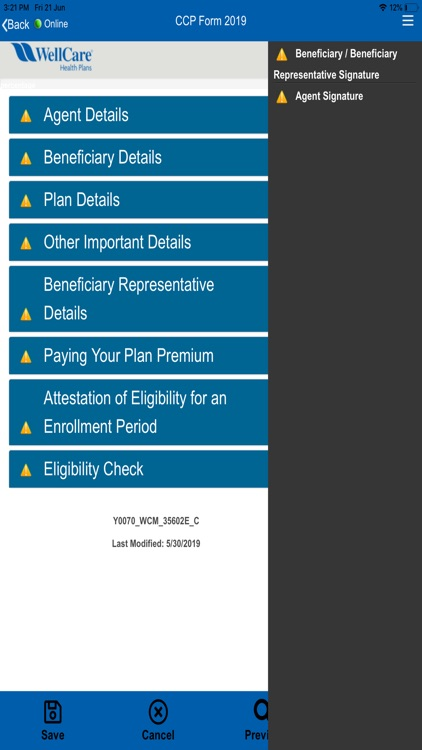 WellCare Enrollment Platform screenshot-4