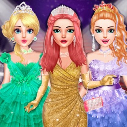 Prom Dress Up Fashion Stylist