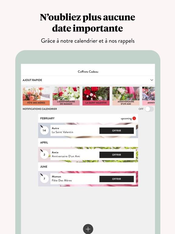 Screenshot #6 pour Bloom & Wild Fleurs & Cadeaux