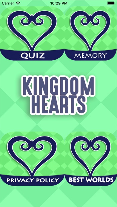 Quiz & Soul For Kingdom Hearts screenshot 1