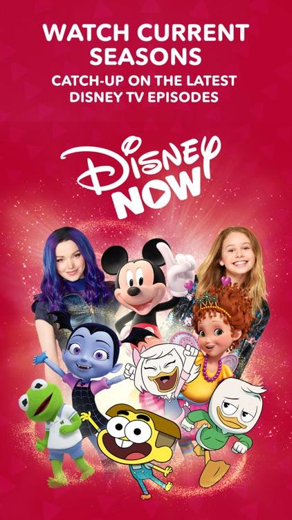 DisneyNOW – Episodes & Live TV screenshot-3