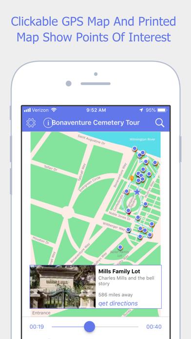 Bonaventure Cemetery Tour Screenshot