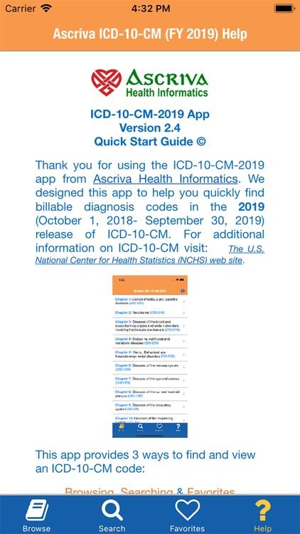 ICD-10-CM 2019 Diagnosis Codes screenshot-9