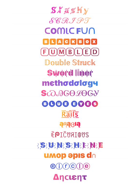 Font App - Cool Fonts Keyboard | App Price Drops