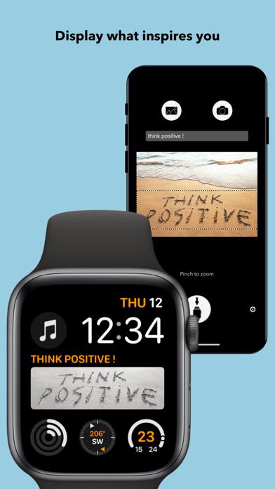 Imagez - visual watch faces Screenshots