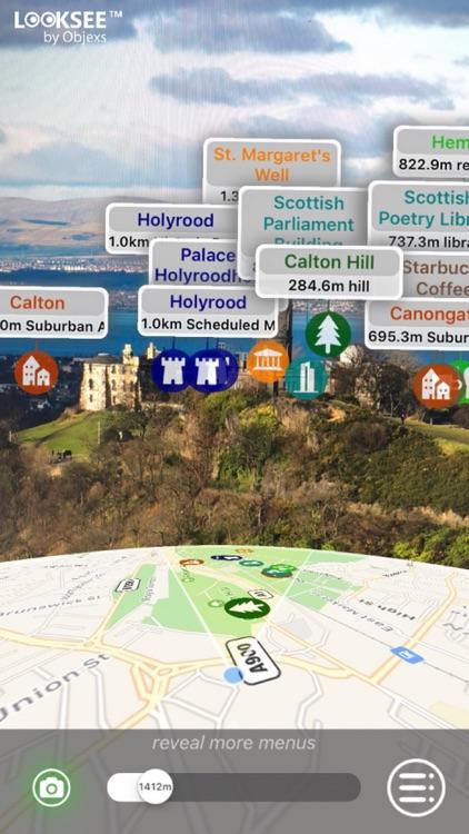 Edinburgh Looksee AR screenshot-4
