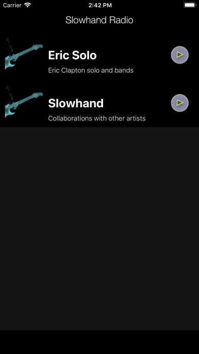 Slowhand Radio