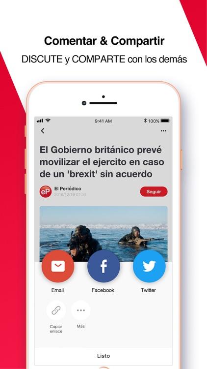 News Republic – Sus noticias screenshot-4