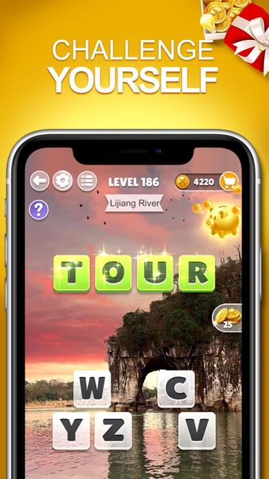 Word Tour™ screenshot 7