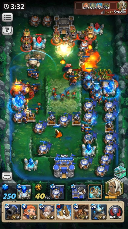Castle Burn screenshot-7