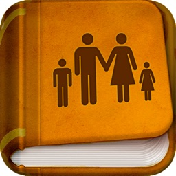 Easy Family Trees - Familybook