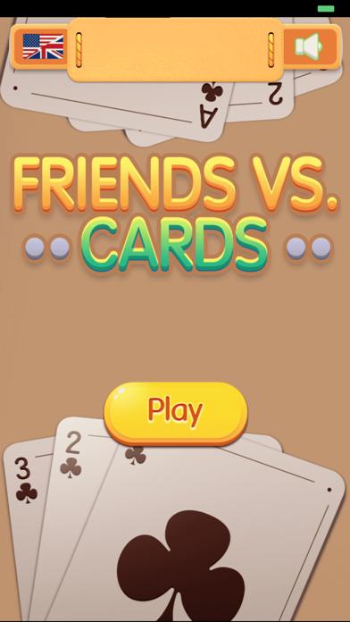 Friends vs Cards screenshot #2