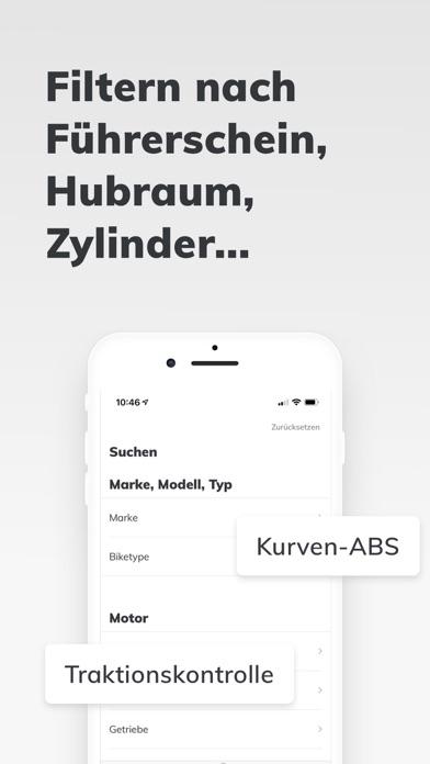 Screenshot for 1000PS MOTORRAD Marktplatz in Austria App Store