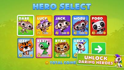 Dare the Monkey: Arena screenshot 2
