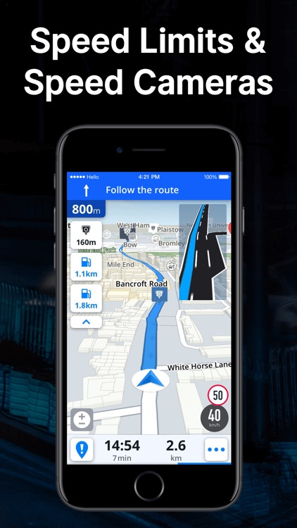 Sygic GPS Navigation & Maps screenshot-9