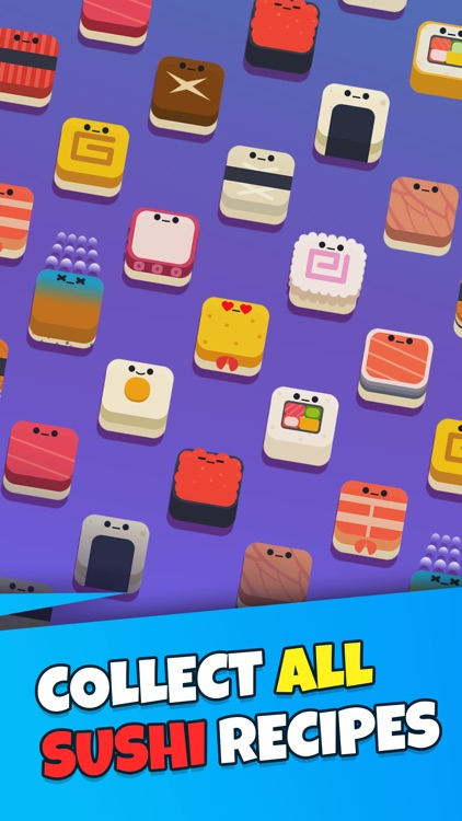 Sushi Factory - Slide Puzzle screenshot-4