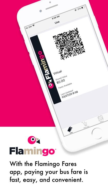 Flamingo Fares