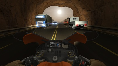 Screenshot from Traffic Rider