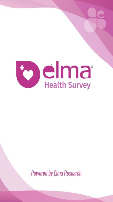 Screenshot of Elma Health Survey1