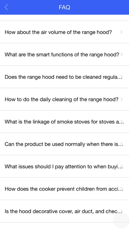 smart8 Range Hood screenshot-3